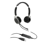 Grandstream GUV3005 HD USB Headsets with Noise Canceling Mic