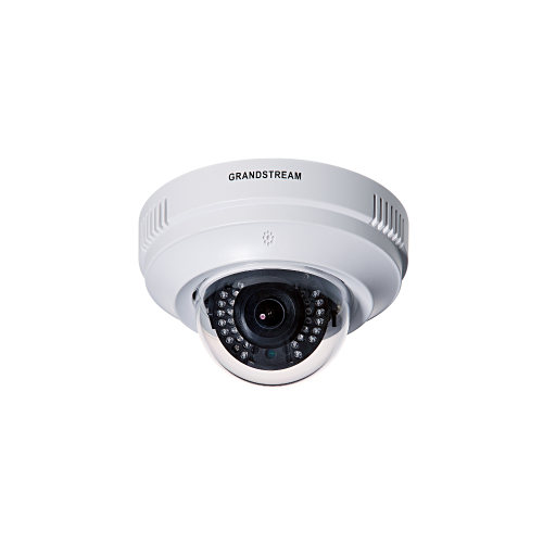 Grandstream GXV3611IR_HD Indoor Infrared Fixed Dome HD IP Camera