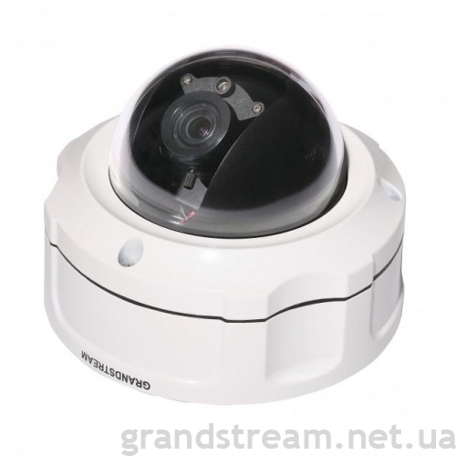 Grandstream GXV3662_FHD Series Fixed Dome IP66 Camera