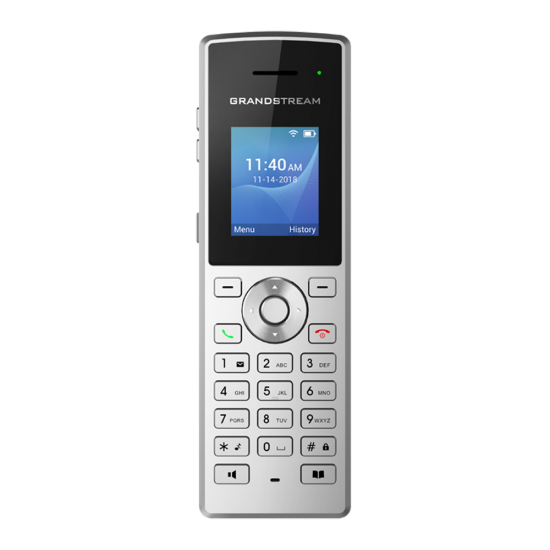 WiFi IP телефон Grandstream WP810